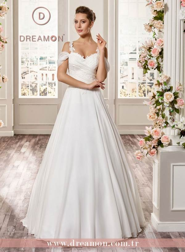 Maite DreamON Bridals